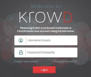 krowd darden team members login Here