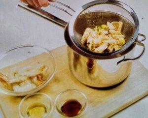 Asian Food Thai Shrimp Soup