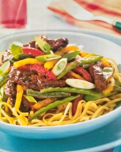 Beef with Black Bean Sauce Cooking Recipes
