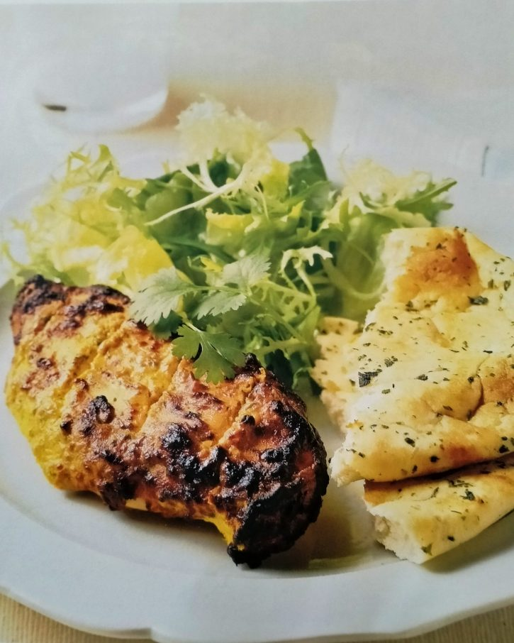 Chicken Recipes-1 Chicken Tandoori