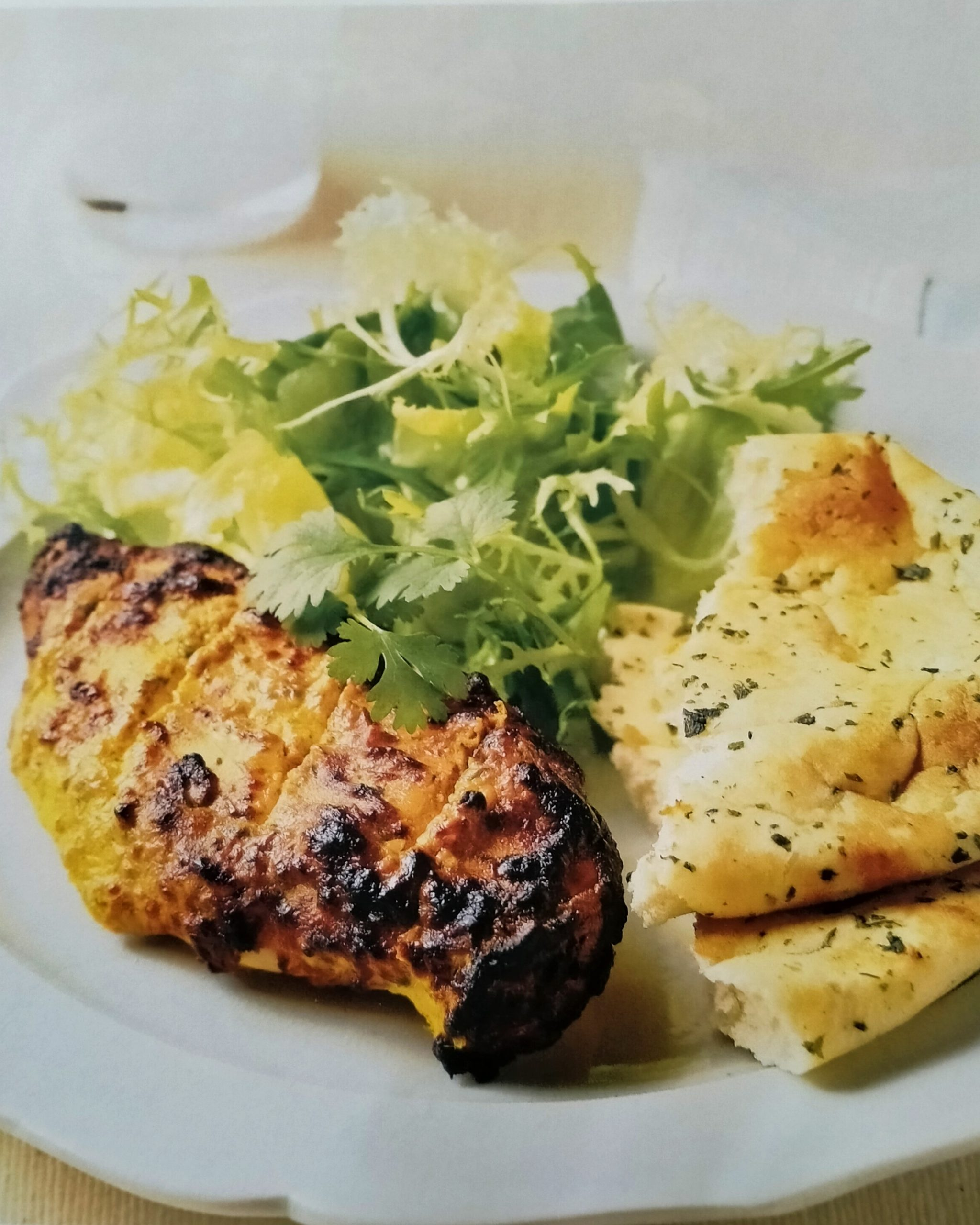 Chicken Recipes-1 Chicken Tandoori