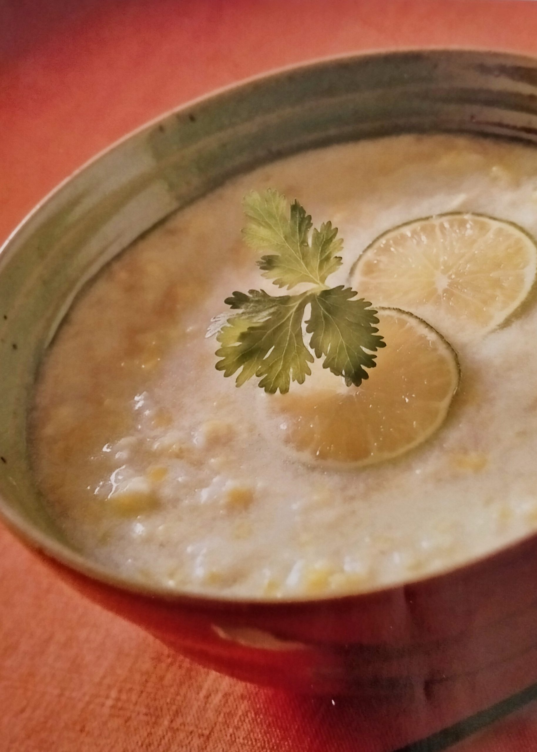 Thai Coconut Soup