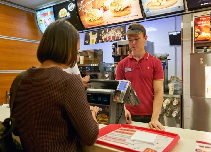 McDonald's Fast-Food Workers - McDonald's Workers - Fast-Food Workers