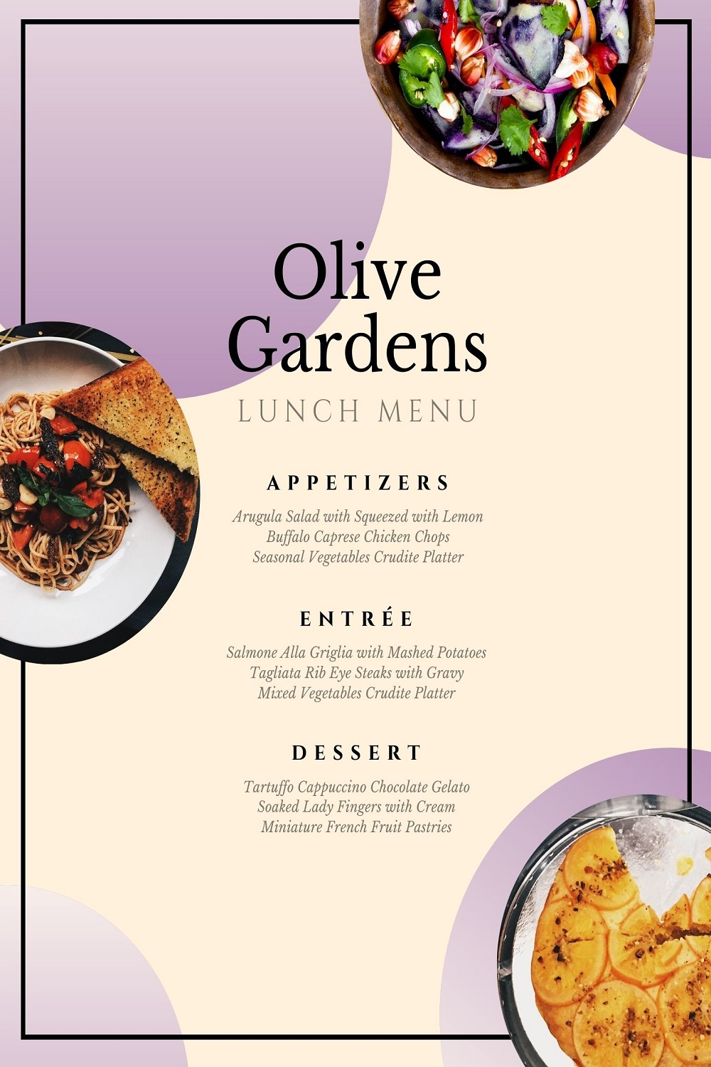 Olive Garden Menu Prices and Olive Garden Coupons